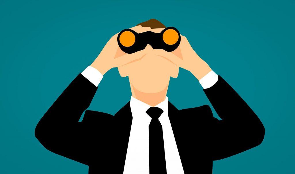 spy on competitors